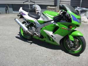 1996 kawasaki zx-9r ninja parts bike