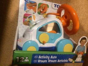 BNIB Tomy Activity Auto