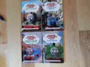 5 Thomas books hard cover