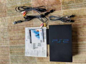 Playstation 2 Console, 3 Controllers, 11 Games