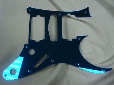 Kyпить Mirror Blue Pickguard fits Ibanez (tm) GMC Jem RG FP DNA MC на еВаy.соm