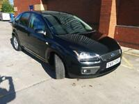 Ford Focus 1.8TDCi Zetec Climate. WARRANTY. BLUETOOTH. ALLOYS. EW. EM. RCL.