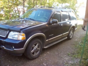 2002 Ford Explorer Wagon