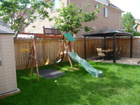 SWING SET - NEED TO GET SALE ASAP