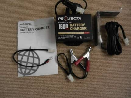 Projector Battery Charger - 12 Volt 1600 MA - New
