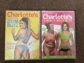 Charlotte s exercise dvds