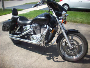 Honda Shadow 1100 New Used Motorcycles For Sale In Ontario From