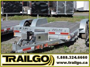 2019 Remorque NN Basculante 18' 10K Tilt deck Trailer