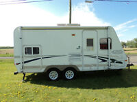 Roulotte Trail Cruiser 2005