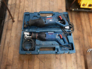 reciprocating and circular saws for sale
