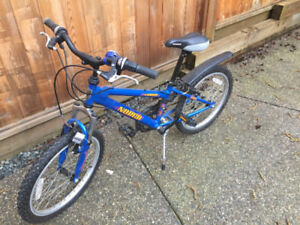 Norco mountain bicycle for kid