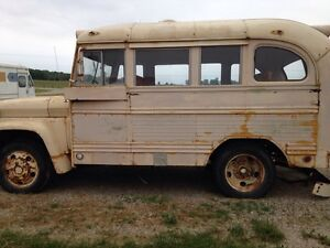 1965 GMC Super Short Bus