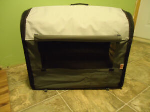 Fabric Foldable Pet Home and Carrier