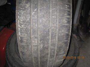 Bridgestone Dueller H/L P275 55 R20