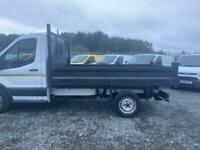 FORD TRANSIT TIPPER VAN 2.2 350 C/C DRW 124 BHP DIESEL *from £353 per month*