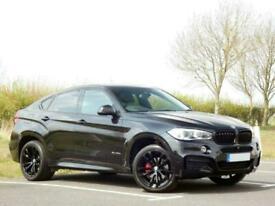 image for 2017 17 BMW X6 3.0 XDRIVE30D M SPORT 4D 255 BHP DIESEL