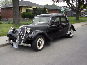Citroen Traction Avant  11B  1953