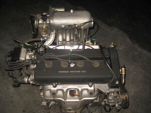 HONDA CIVIC ACURA INTEGRA B20B 2.0L ENGINE JDM B20B MOTOR HIGH C