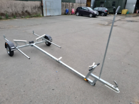 Brand New Galvanised Dinghy Sailing Boat Trailer