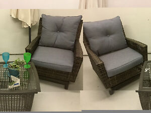 Patio Sets of the Bistro Style