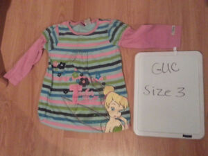 Size 3- size 6 girls clothes