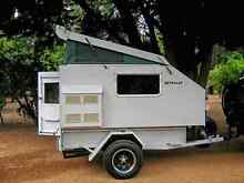 2010 Camper Trailer ANY Car can Tow - Compact, custom made Dianella Stirling Area Preview