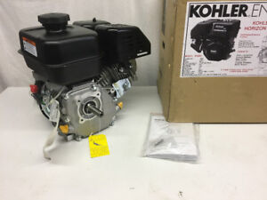 Moteur essence KOHLER 6.5HP NEUF : NEW Gas Engine 196cc SH265