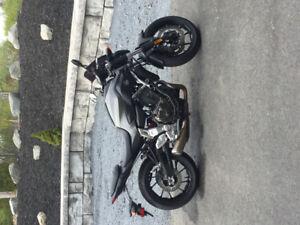 2015 Yamaha FZX-700 Motorcycle