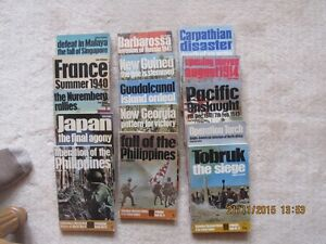 BALLANTINE'S HISTORY OF WORLD WAR II (23 Books)