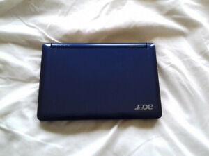 Blue Acer Aspire One Mini Netbook ZG5 AOA150