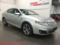2010 Lincoln MKS GTDI 3.5 NAV Parking 5.1 Surround