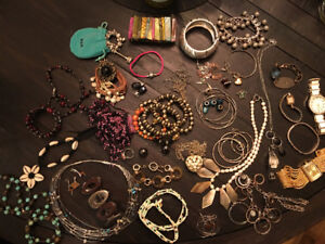 PANDORA, FIFTH AVE, CLAIBORNE, GUESS - SILVER, AMBER  and MORE