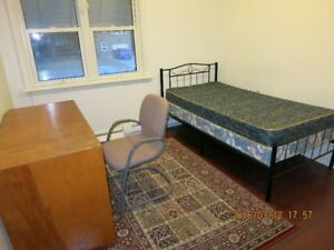 A Nice Room on Main Floor by Yorkdale Subway Stn for Rent Nov 1