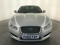 2012 62 JAGUAR XF LUXURY V6 AUTOMATIC DIESEL JAGUAR SERVICE HISTORY FINANCE PX