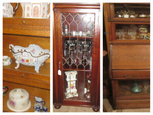 Antique ⁕ Stacking bookcase,  Display cabinet