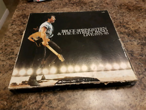 Bruce Springsteen 5 lp box set