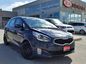 2014 Kia Rondo EX | LEATHER | HTD SEATS | BACKUP CAM