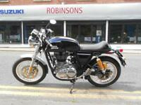 ROYAL ENFIELD CONTINENTAL GT Euro4 CAFE RACER CLASSIC LOOKS MODERN ENGINEERING