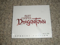 Alice Cooper - Dragontown Special Edition cd