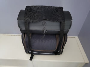 Concord Bag - T-Bags Brand & Leather Top Roll Bag Set