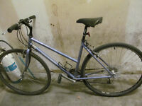 Women peugeot high speed road montaine bike for sale.