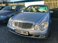 **PRICE DROP** 2004 Mercedes E220 CDi Elegance AUTOMATIC Aventgarde A1 Condition