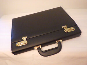 Porte-document (valise d'affaire) chic et design