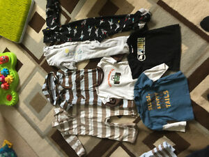 Baby's boy clothing 12-18 months