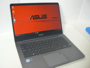 ASUS zenbook ultrabook Core i5 8th Gen 8gbRam 256ssd MINT 10/10