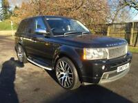 Land Rover Range Rover Sport 4.2 V8 Supercharged auto HST