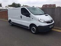 Vauxhall Vivaro 2.0 CDTi ( 115ps ) ( EU V ) 2900 LWB 2013 ONLY 28K FROM NEW