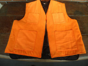 URBAN EXPEDITION ORANGE SAFETY VEST SIZE 3X