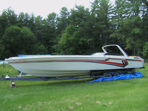 Project boat, Formula 402 SR1, sell/swap/trade  or  $8,000.00