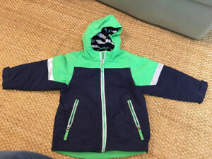 Hanna Anderson Jacket size 100 / 3 - 5 year old